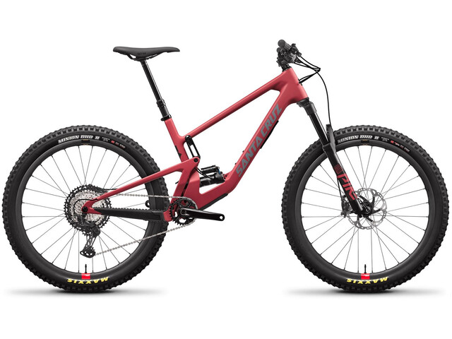 Santa Cruz 5010 4 C XT-Kit Reserve, rojo